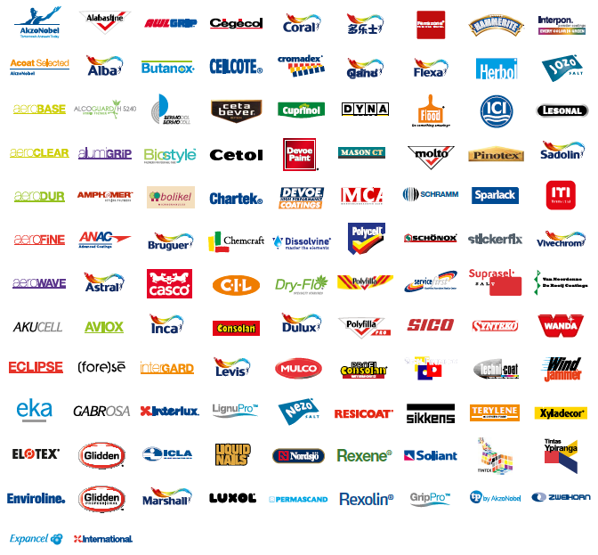 Akzonobel Report 2011 Selection Of Our Brands
